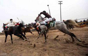 برگزاری مسابقات کشوری اسبدوانی در اهواز